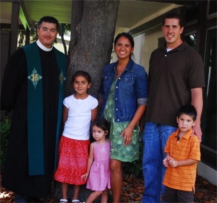 Baptism portrait a