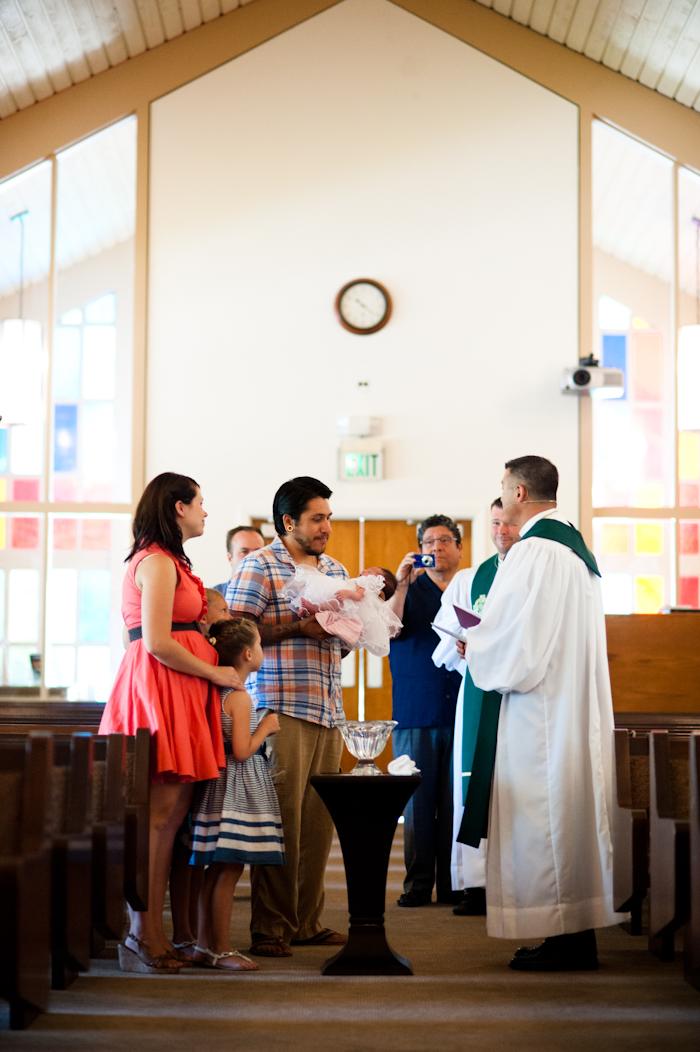 Herrera Baptism